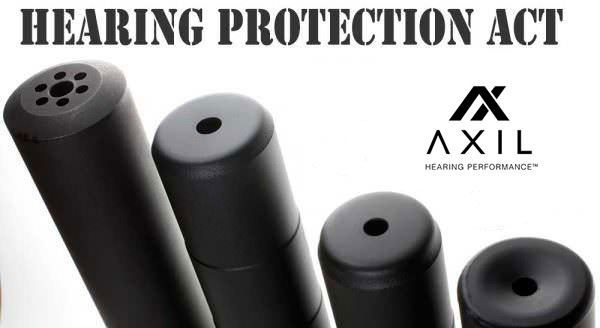 Hearing Protection Act – What you should know